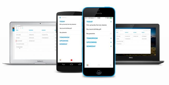 anydo android ios app