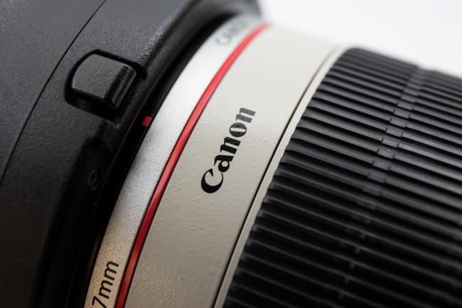 canon obiektyw