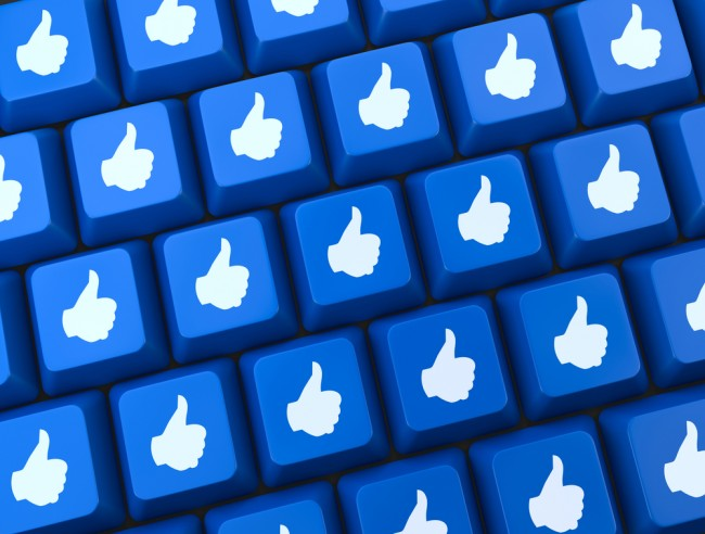 facebook like lajk