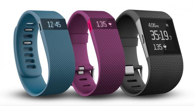 fitbit charge surge opaski smartwatche zegarki