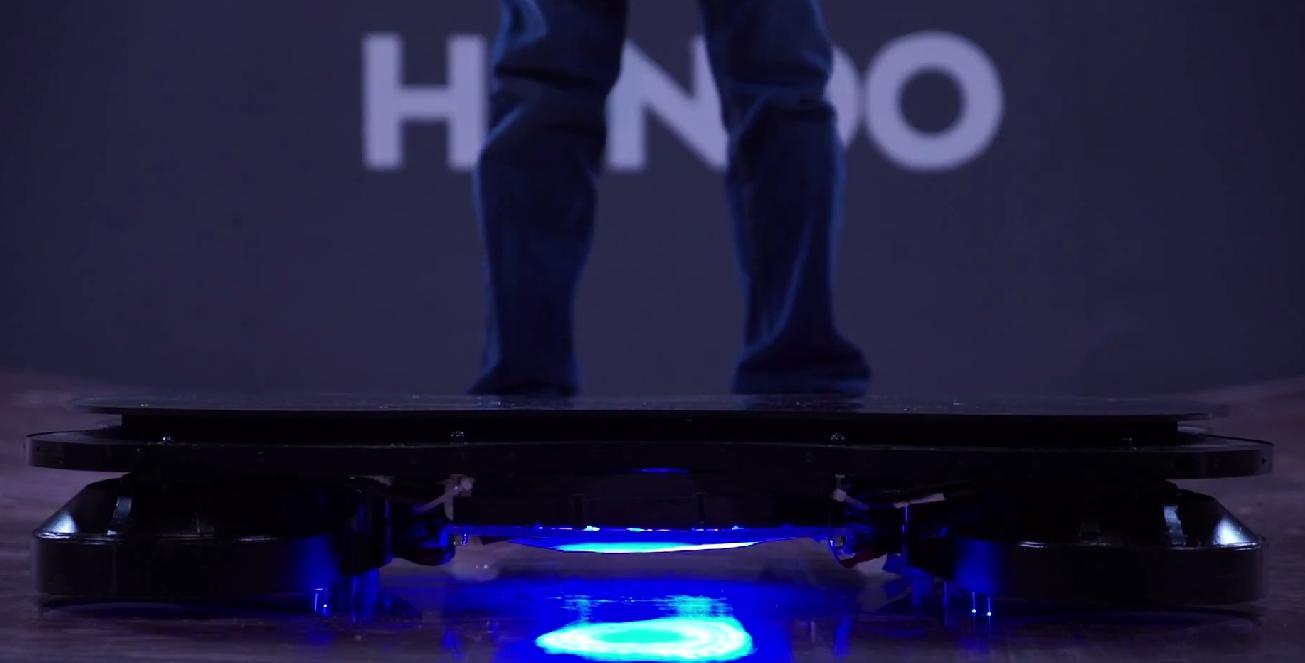 """Hit z """"Powrotu do przyszłości"""" pojawił się na Kickstarterze – oto latająca deskorolka"""