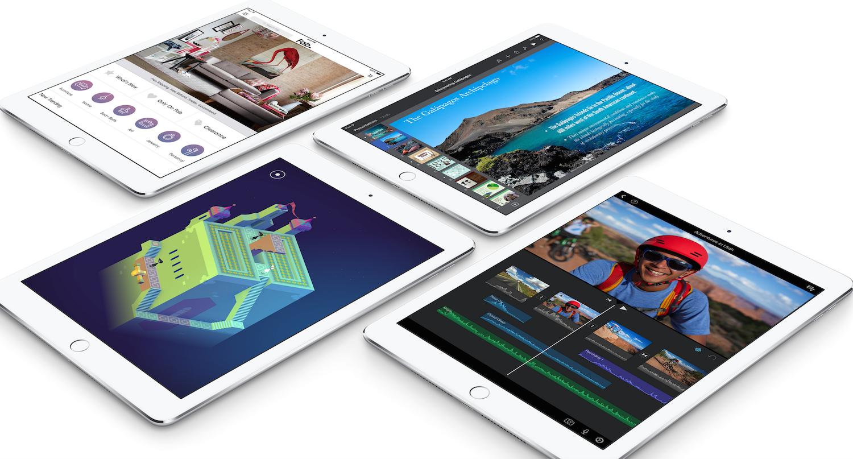iPad Air 2, ikona