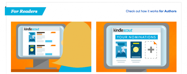 kindle scout 2