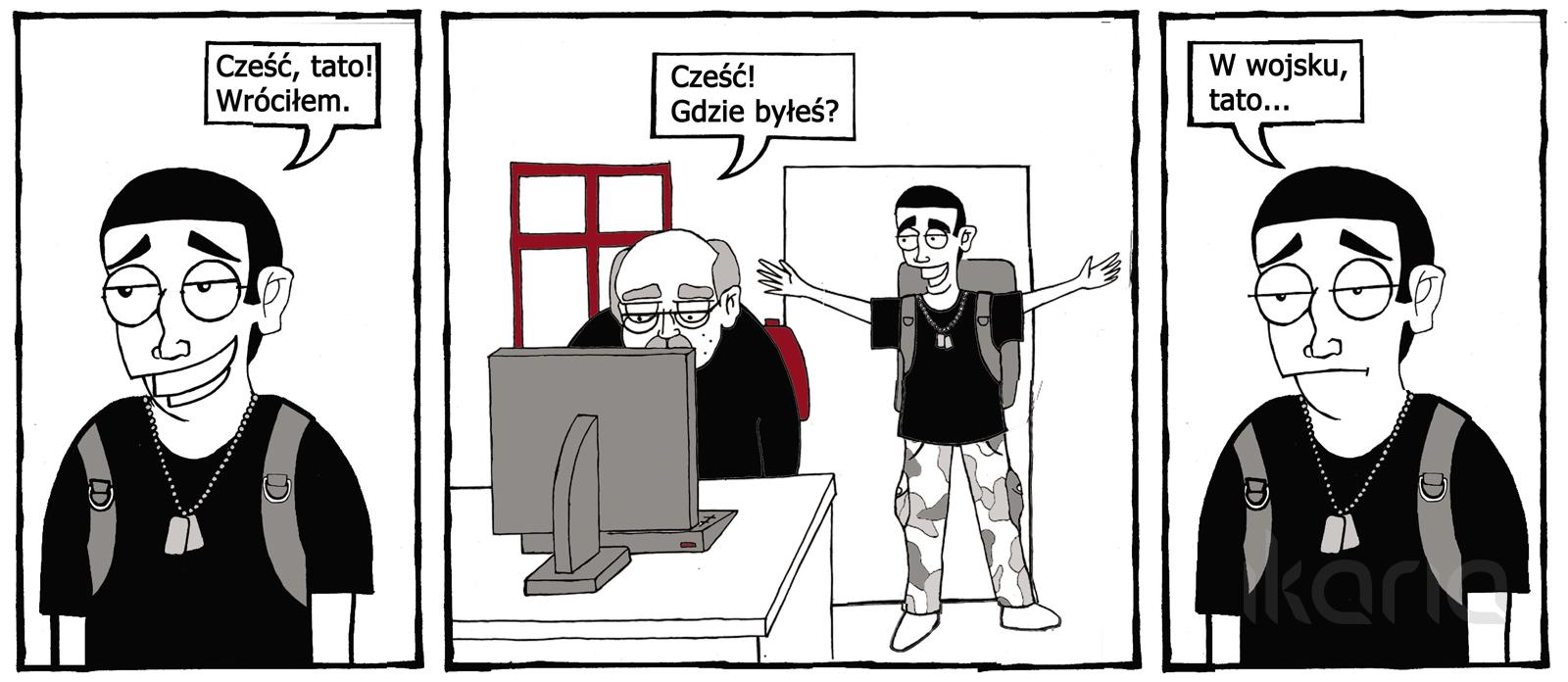 komiks dnia