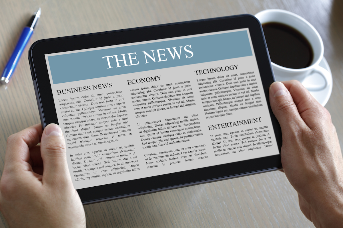 news reader tablet curation rss feedly