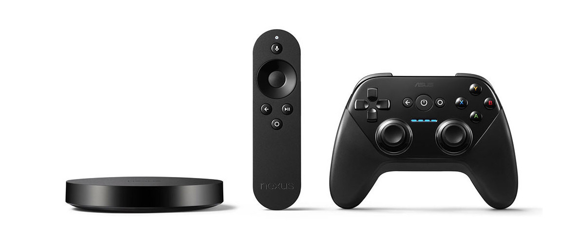 nexus player pad pilot