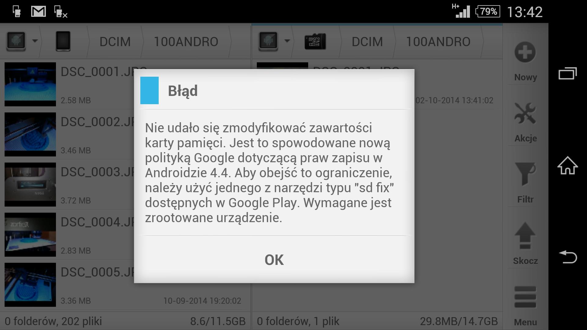 Zastanow Sie Dwa Razy Zanim Kupisz Androida Z 16 Gb Pamieci Karta