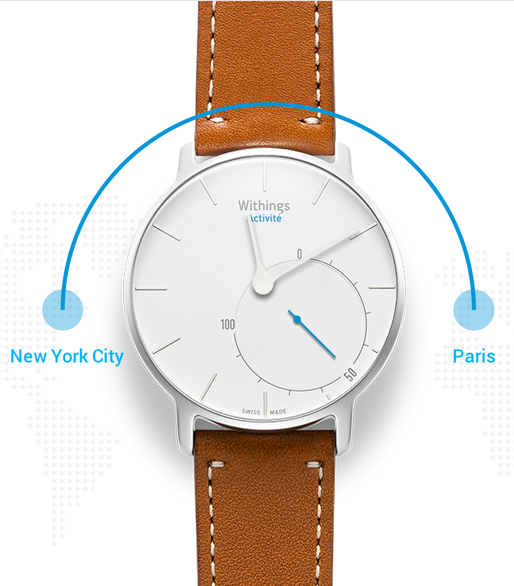 Withings Activite, 2