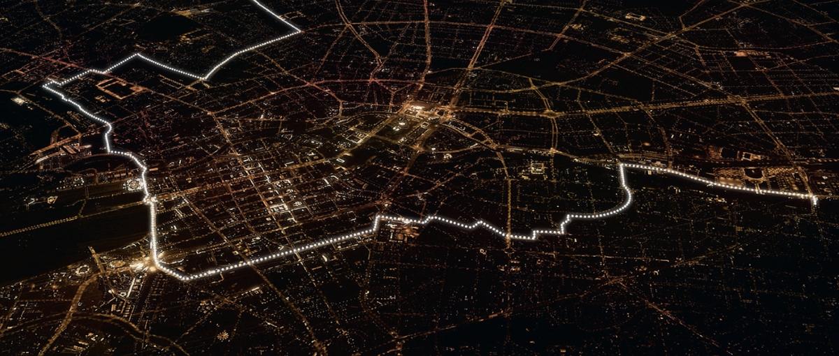 mur berlinski balony 0