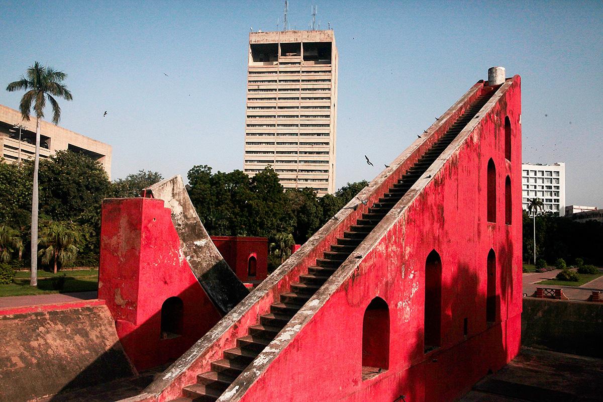 Nowe Delhi, Indie, fot. Akshay Mahajan