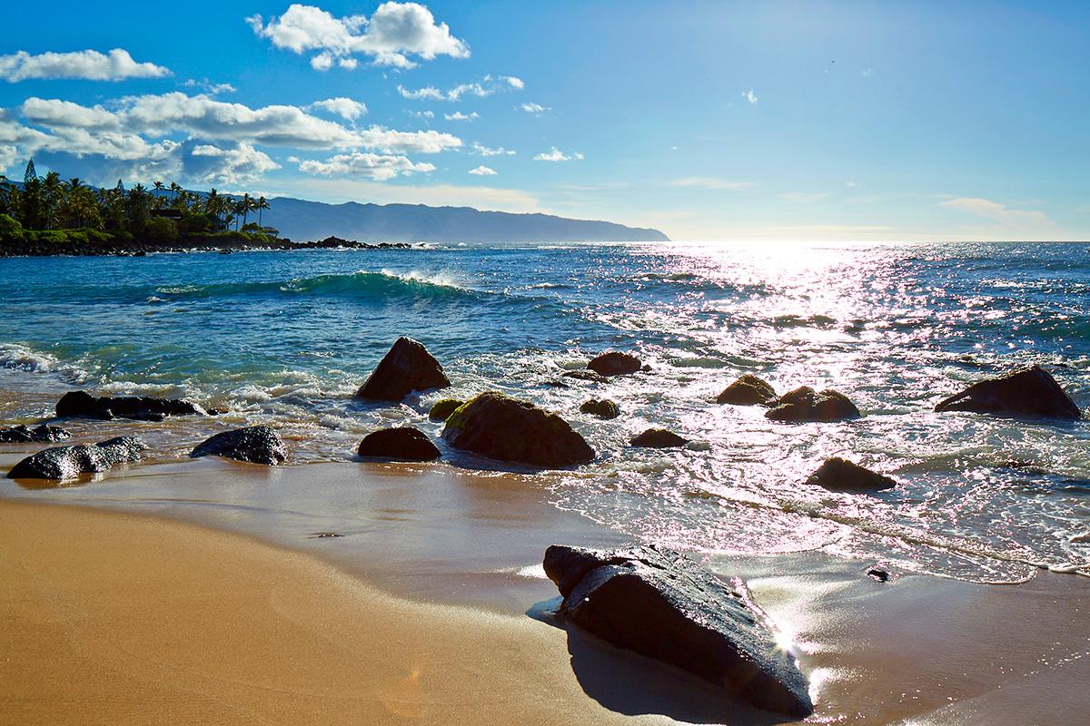 Honolulu, Hawaje, fot. Linny Morris