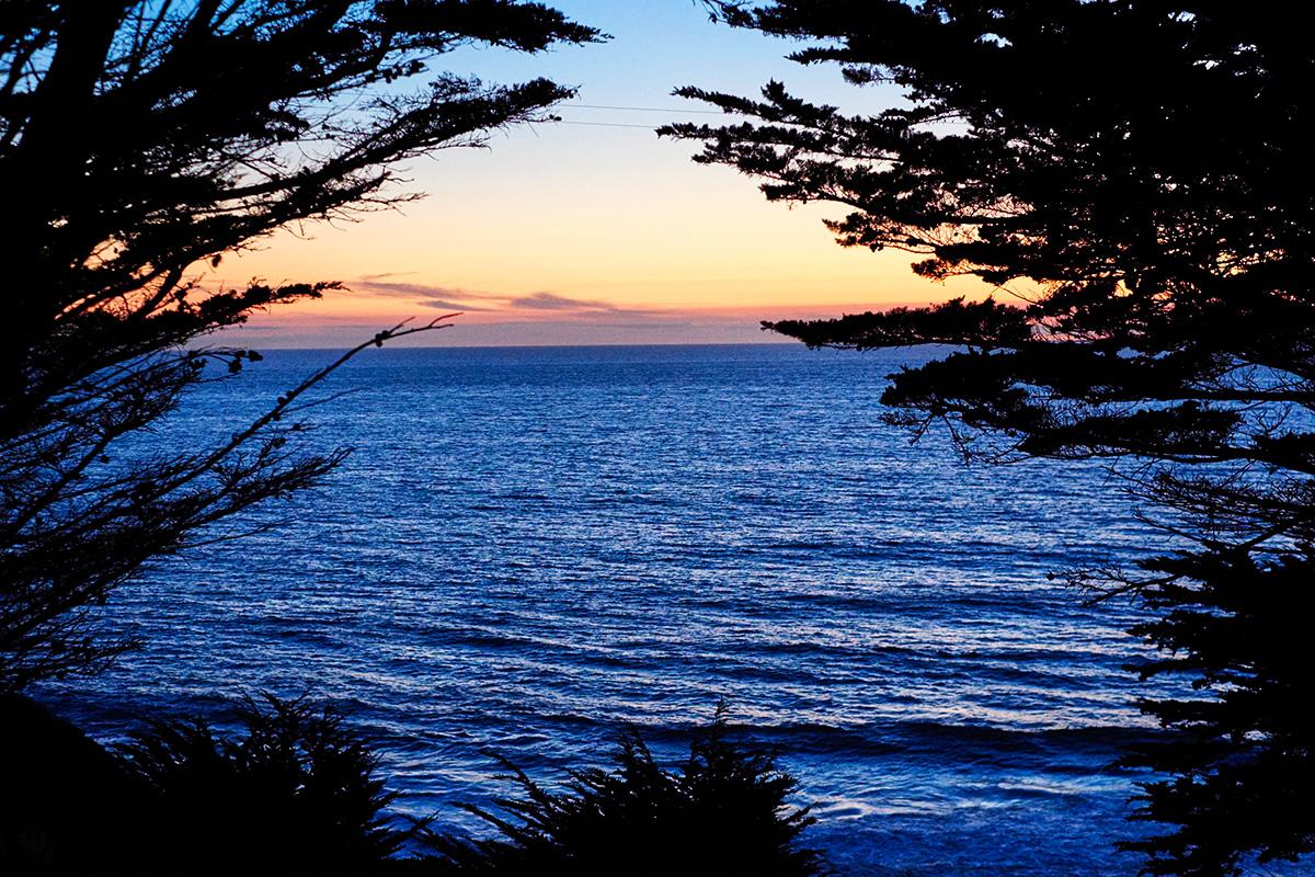 Plaża stanowa Gray Whale Cove, Montara, Kalifornia, fot. Ian Allen
