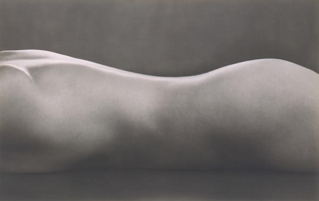 """12. Edward Weston """"Nude"""" (1925), 1.600.000 dol."""