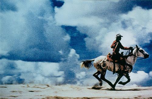 """15. Richard Prince """"Untitled (Cowboy) (1989), 1.248.000 dol."""