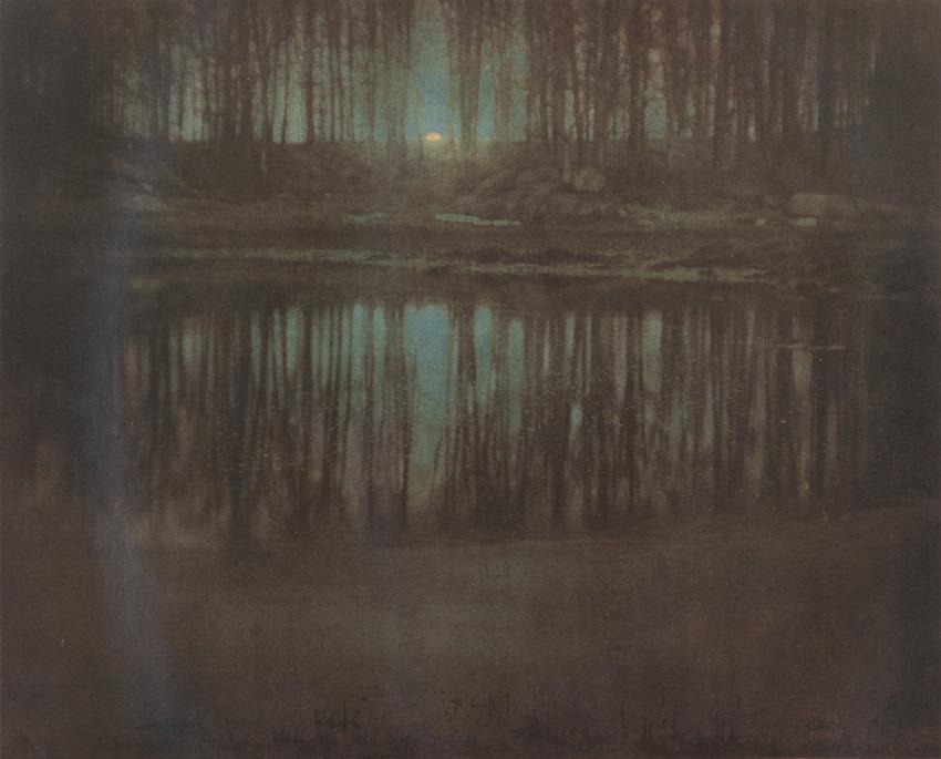 """7. Edward Steichen """"The Pond-Moonlight"""" (1904), 2.928.000 dol."""
