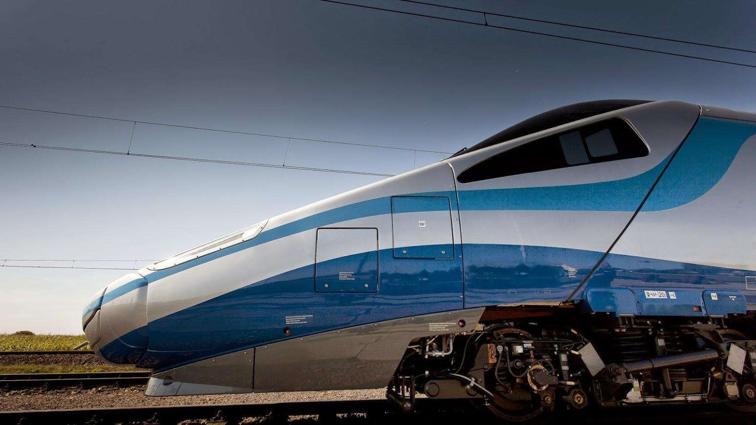 Pendolino Express InterCity Premium