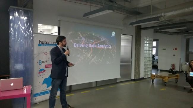 Gorjan Agačević przekonuje inwestorów do swojego pomysłu
