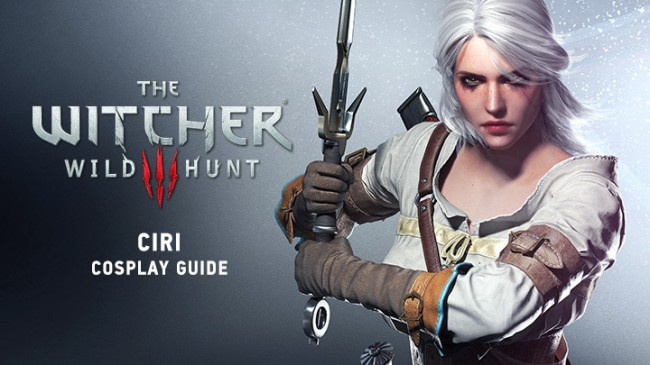 ciri-wiedźmin-3-the-witcher-cd-projekt-red-cosplay-guide
