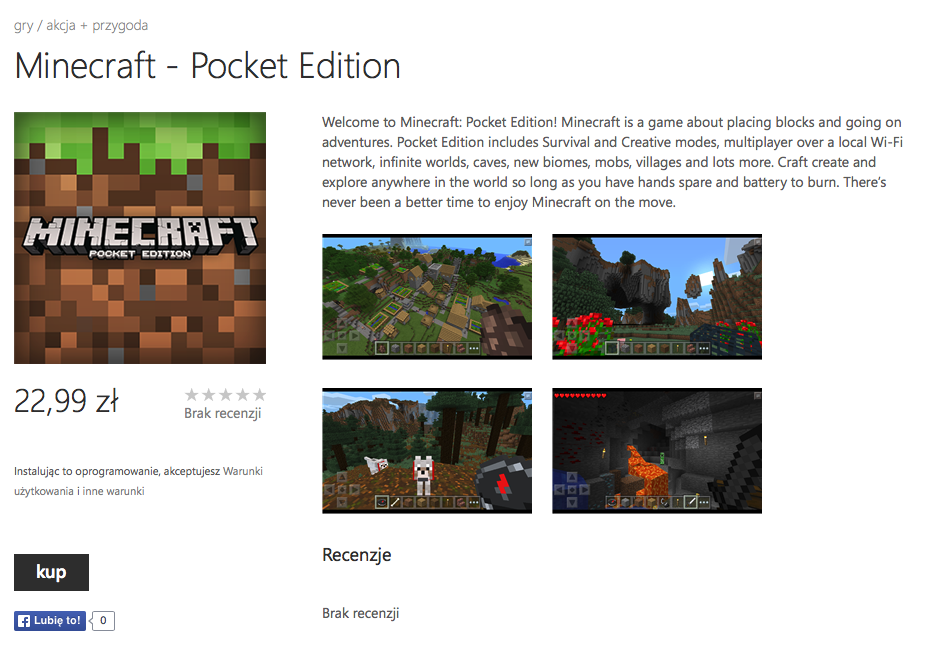 скачать minecraft pocket edition последнюю версию на windows phone 10 #3