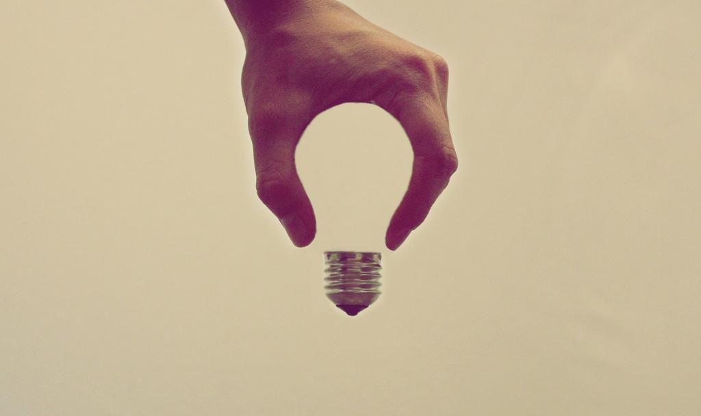 """Lightbulb"" - Alexandr Tikki"