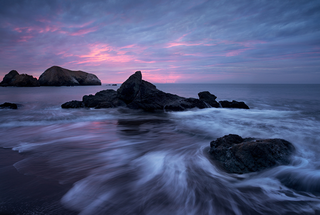 """""""The Dreamy Coast"""" - Rob Macklin"""