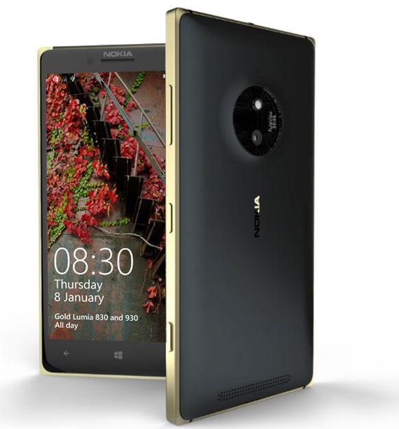 Lumia-830-golden-1