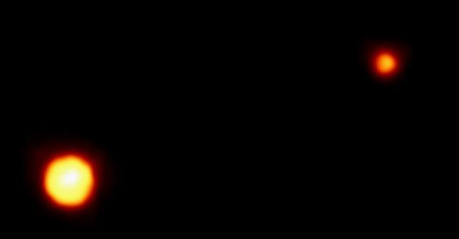 Pluton-charon