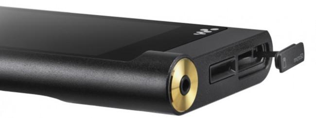 Sony Walkman ZX2 bok