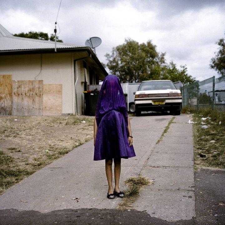 """1 miejsce w kategorii Portrety pozowane, zdjęcie pojedyncze – """"Laurinda"""", fot. Raphaella Rosella (Australia)"""