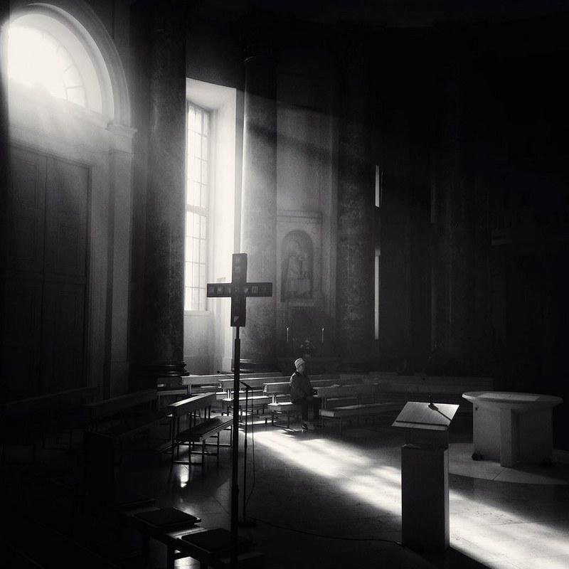"""""""Enjoy the silence"""", fot. Patryk Pat Kuleta.  Wyróżnienie w kategorii BLACK & WHITE"""