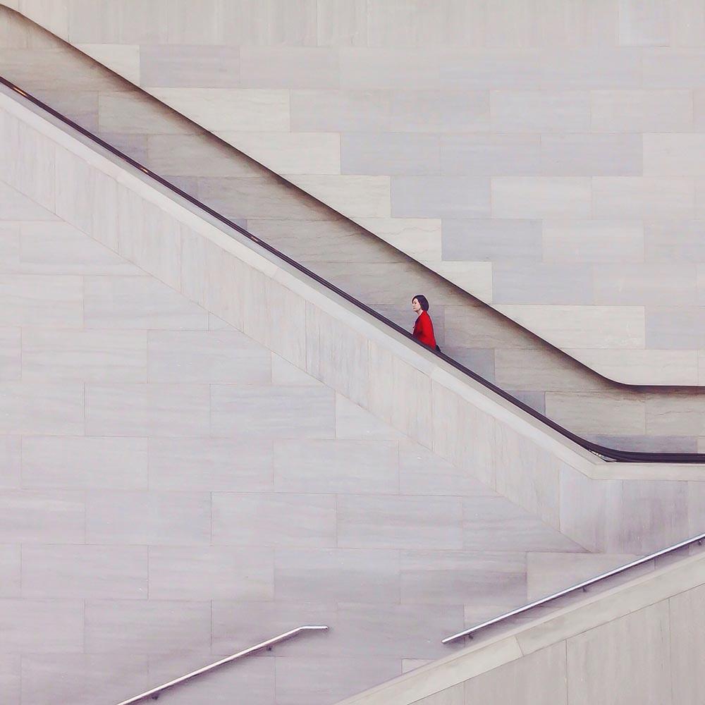 "ARCHITECTURE & DESIGN - ""GOING UP"" - Eric Mueller"