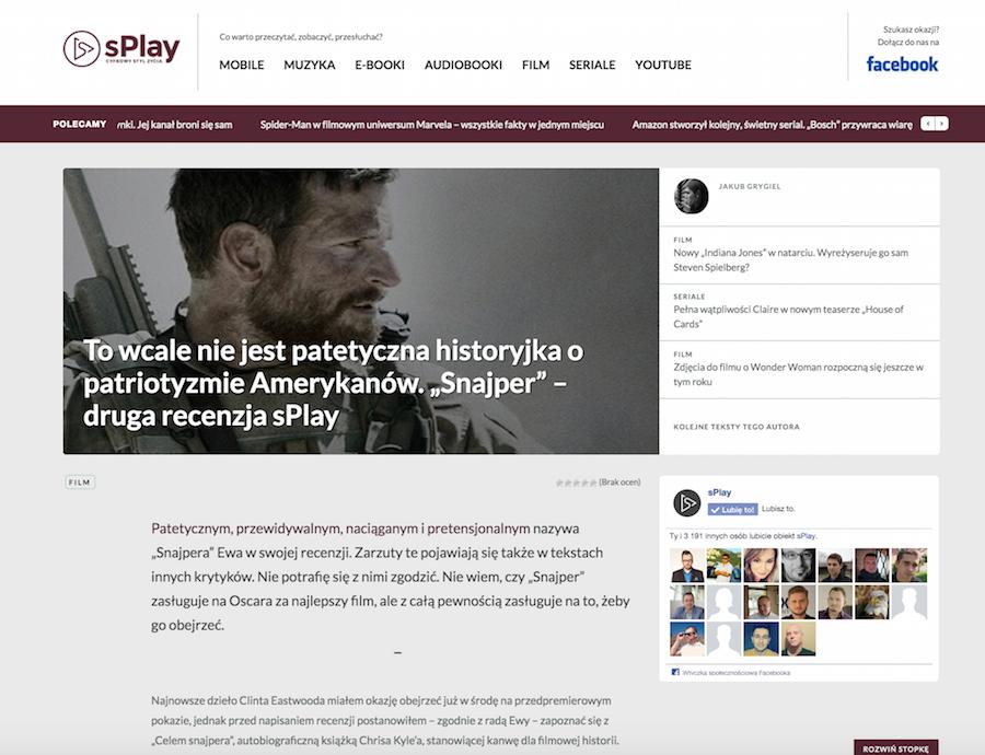 sPlay - nowy, 3