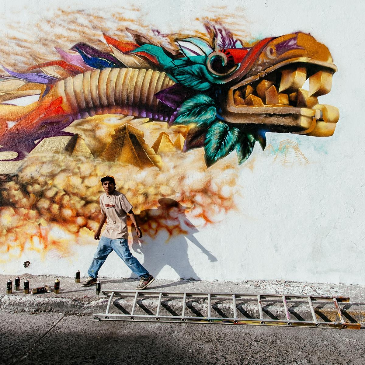 Kultura i sztuka — Hector Muñoz Huerta, Meksyk