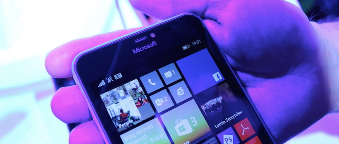 Microsoft Lumia 640 gl