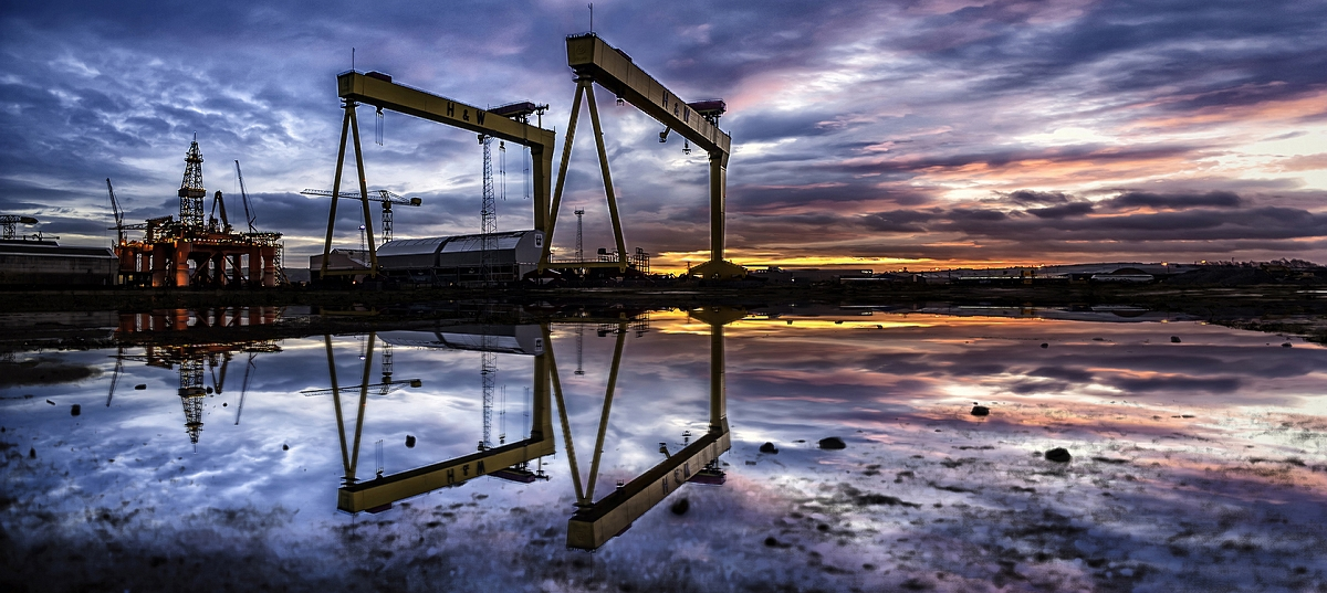 Panorama — Norman Quinn, Wielka Brytania