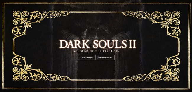 dark souls II grimuar