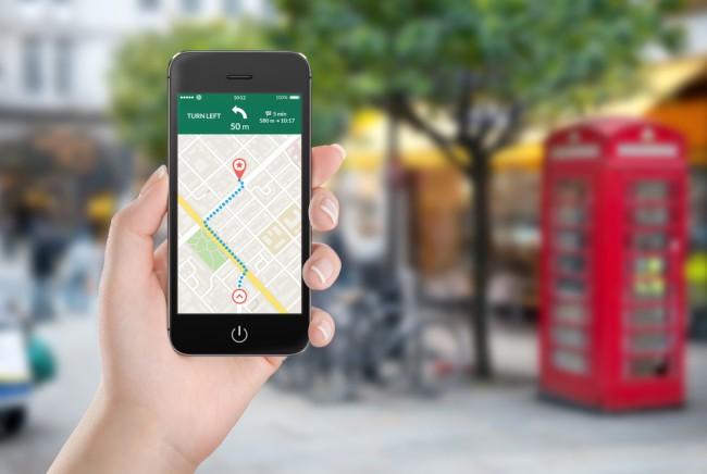 mapy-google-smartfon