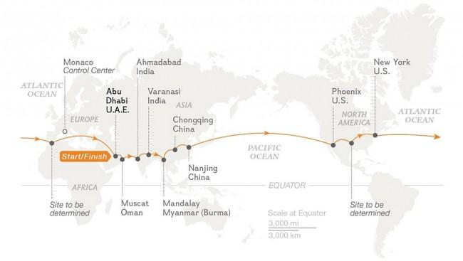Źródło: Solar Impulse