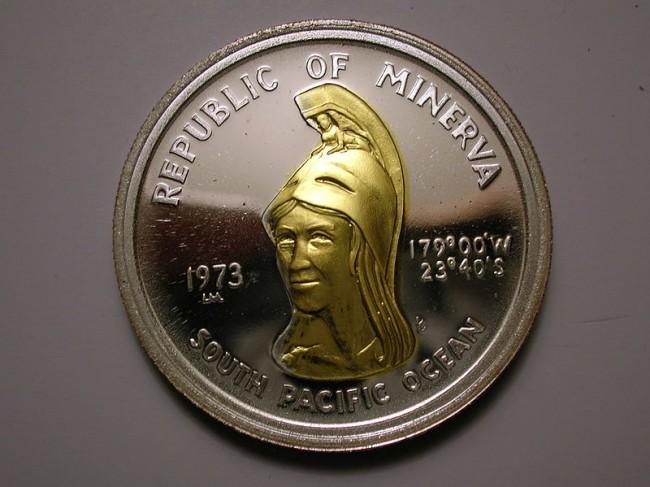 Moneta Minervy
