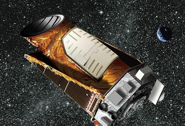 Teleskop Kepler (Wikipedia)
