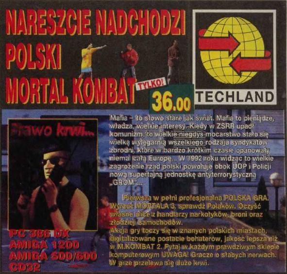 Nie tylko Wiedźmin. Historia polskich gier komputerowych 1