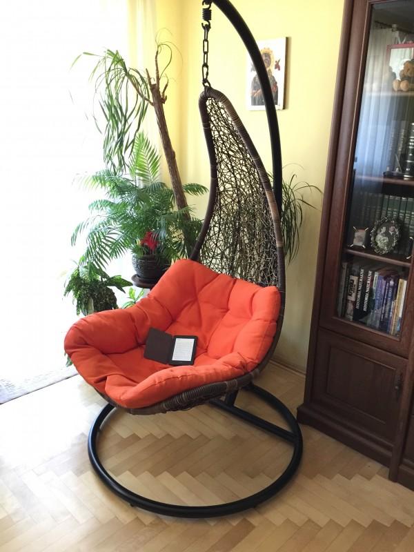 Idealne miejsce do czytania.