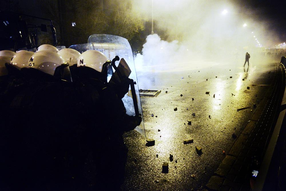 Zdjęcie pojedyncze - III miejsce w kategorii WYDARZENIA, Autor: Jakub Wosik, Agencja Fotograficzna Reporter