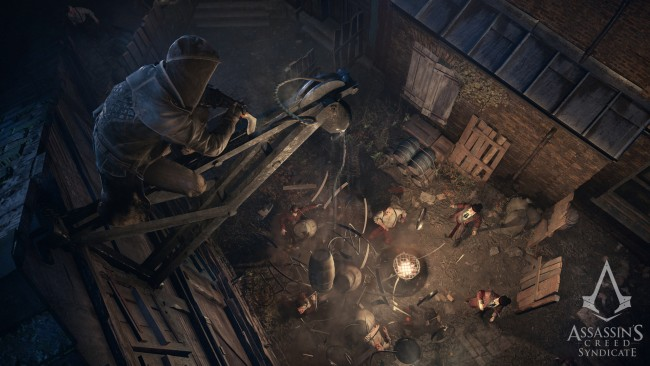assassin's creed: syndicate 4