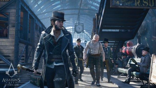 assassin's creed: syndicate 7