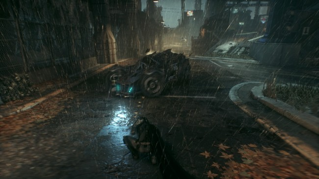 BATMAN: ARKHAM KNIGHT 1