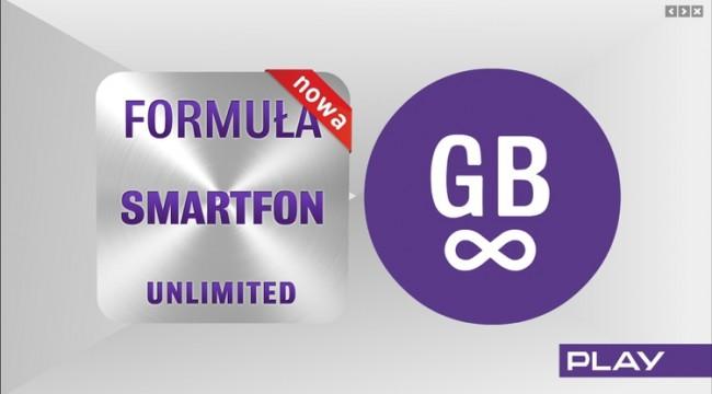 Play smartfon unlimited