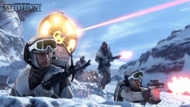 Star Wars: Battlefront zostanie wzbogacony o cztery dodatki