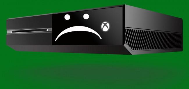 xbox one smutny