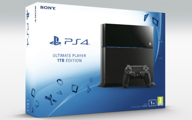 PlayStation 4 1TB